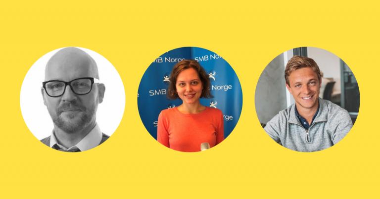 SMB Norge inviterer til Markedsføring Webinar