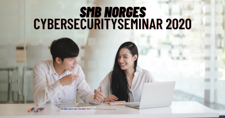 SMB Norges cybersecurityseminar 2020